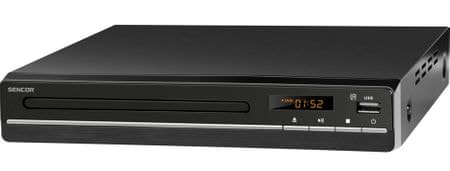SENCOR odtwarzacz DVD SDV 2512H