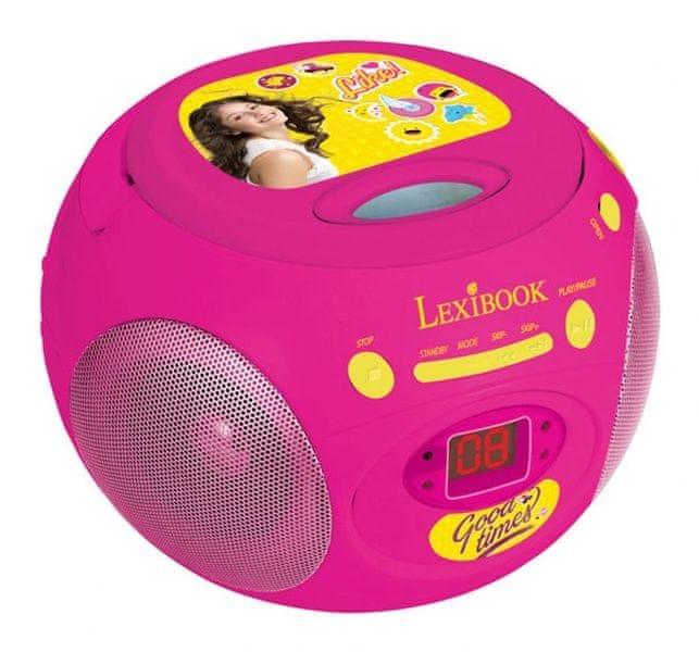 Lexibook RCD102SL, Soy Luna