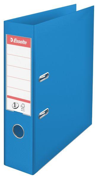 Pořadač pákový Esselte No.1 POWER VIVIDA, celoplastový A4 7,5 cm modrý