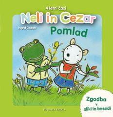 Mieke van Hooft, Elena Schutjes: Neli in Cezar - Pomlad