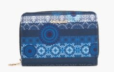 Desigual ženski novčanik plava Magnetic Barbados