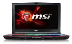 MSI GE72 7RE-045CZ Apache Pro Notebook