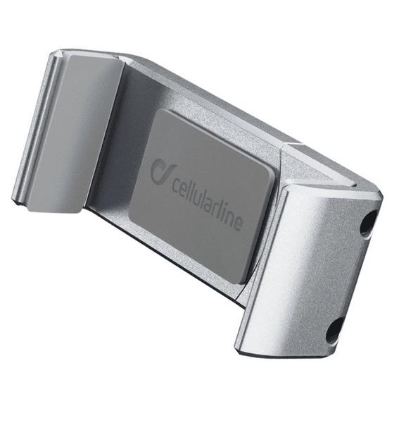 CellularLine univerzální držák HANDY DRIVE PRO, stříbrný