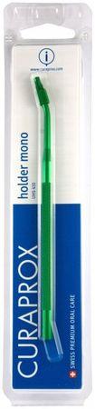Curaprox držalo za medzobno krtačko UHS 410, zeleno