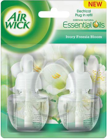 Air wick Tekutá náplň do elektrického přístroje Bílé květy 2x 19 ml