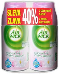 Air wick Freshmatic Max náplň Magnolie 2x 250 ml