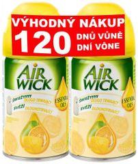 Air wick Freshmatic Max náplň Citrus 2x 250 ml