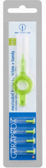 Curaprox Prime Plus Handy 011, 5 ks + UHS 409, zelená
