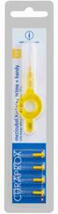 Curaprox Prime Plus Handy 09, 5 ks + UHS 409, žlutá