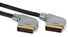 HAMA SCART kábel pozlátený, 1,5 m