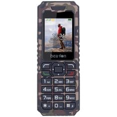 Beafon GSM telefon Al250, rjav