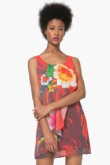 Desigual ženska haljina Shayck