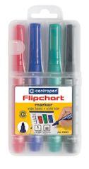 Centropen Značkovač 8550 Flipchart sada 4 barev