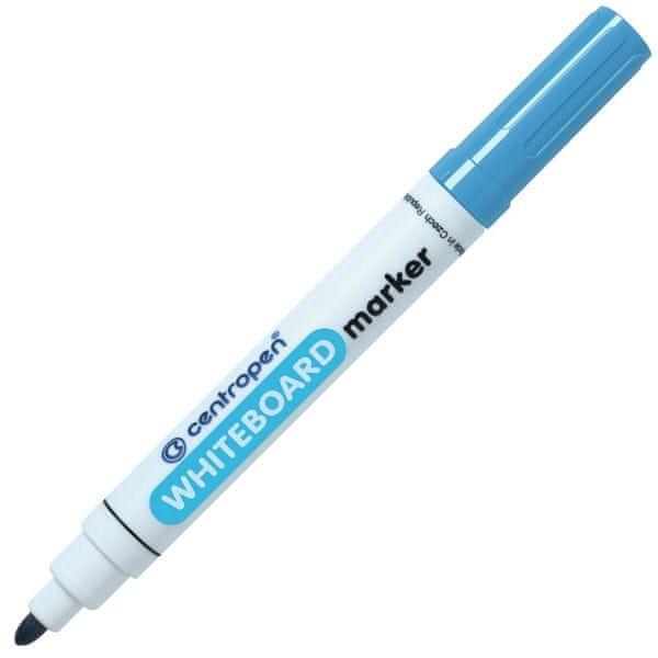 Značkovač 8559 na bílé tabule modrý