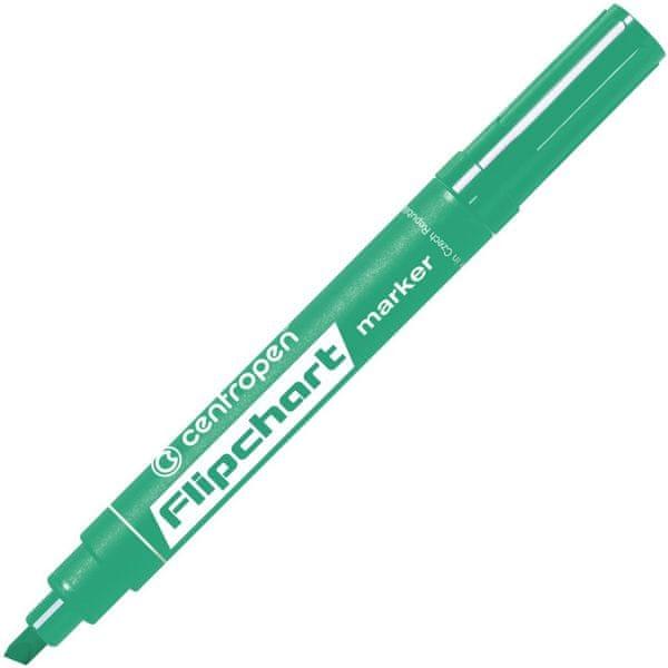 Značkovač 8560 Flipchart zelený