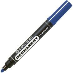 Centropen Značkovač 8566 Permanent modrý
