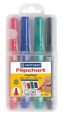 Centropen Značkovač 8560 Flipchart sada 4 barev