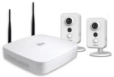 Dahua video nadzorni komplet NVR4104-W/2-K35