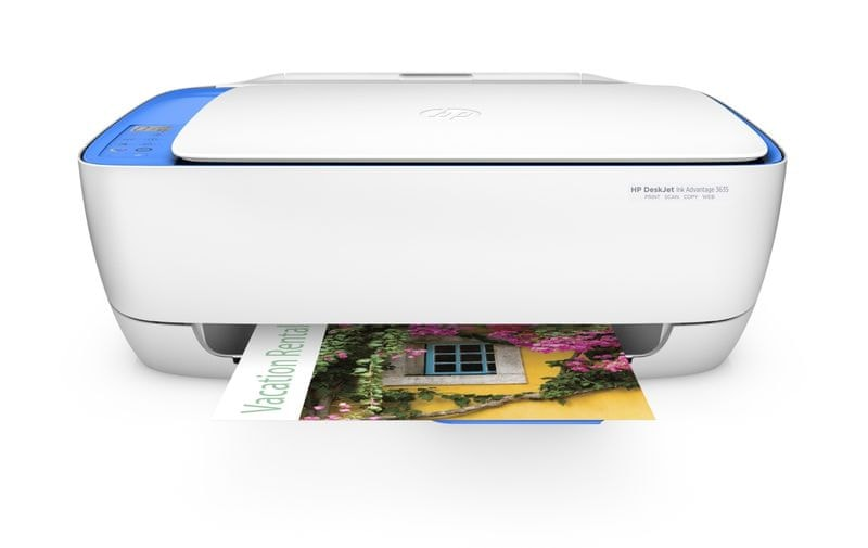 HP DeskJet Ink Advantage 3635 All-in-One (F5S44C)