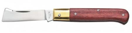 Ausonia nož cepilni profi, lesen ročaj (32028)