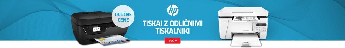 Tiskaj z odličnimi HP tiskalniki