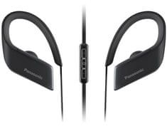 Panasonic bežične slušalice RP-BTS30E, crne