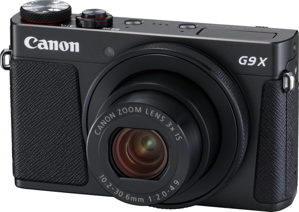 Canon PowerShot G9 X Mark II Black (1717C002)