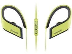 Panasonic bežične slušalice RP-BTS30E, žute