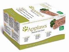 Applaws mačja hrana Multipack Country, 7 x 100 g