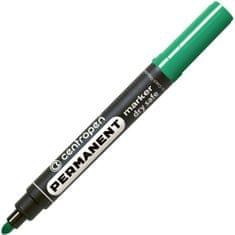 Centropen Značkovač 8510 nevysychavý permanent zelený