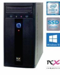 PCX namizni računalnik Exam F2024W i3/4GB/240GB SSD/HD Graphics 530/Win10