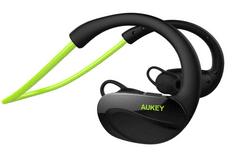 Aukey brezžične slušalke EP-B34, zelene