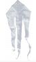 1 - Invento Flowtail Delta 600 Fehér Sárkány