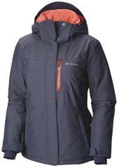 Columbia jakna Alpine Action, ženska, sivo-koralna