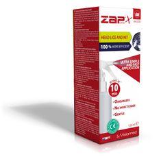 Visiomed środek zwalczający wszy i gnidy ZAPX VM-X300