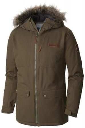 Columbia jakna Catacomb Crest, moška, rjava, XL