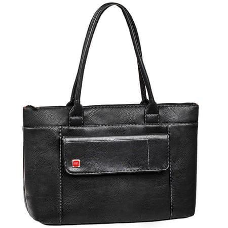 """RivaCase usnjena torba za prenosnik 8991 39,6 cm (15,6""""), črna"""