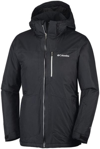 Columbia Peyto's Pitch Jacket Black S