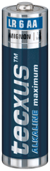 Tecxus alkalne baterije AA LR6 (10 kosov)