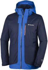 Columbia Peyto's Pitch Jacket Collegiate Navy