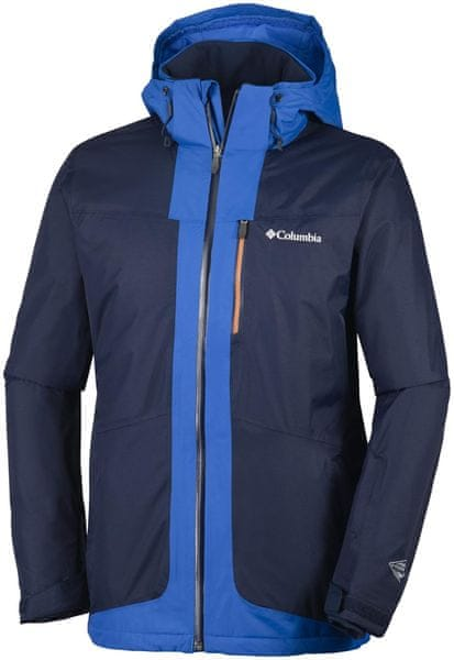 Columbia Peyto's Pitch Jacket Collegiate Navy L