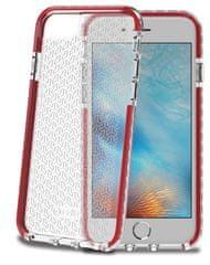 Celly Kryt Hexagon, Apple iPhone 7, červená