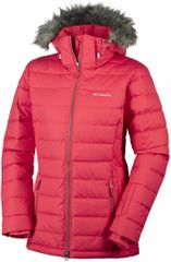 Columbia Ponderay Jacket Red Camellia