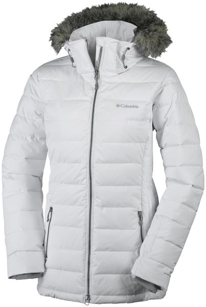 Columbia Ponderay Jacket White XL