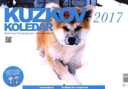 Revija Kužek: Kužkov koledar 2017