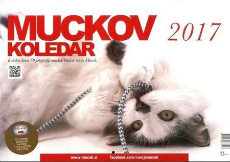 Revija Mucek: Muckov koledar 2017