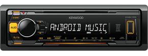 Kenwood Electronics KMM-103A Mechanika nélküli USB fejegység