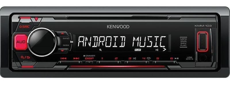 Kenwood Electronics KMM-103RY