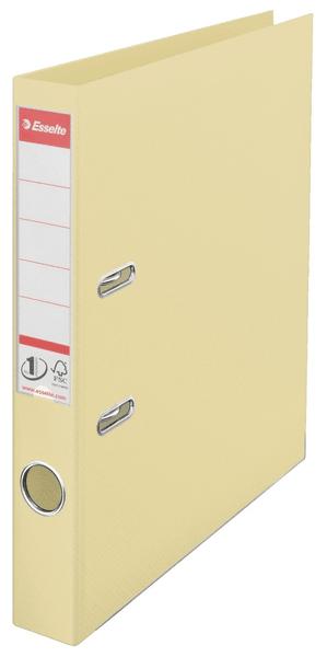 Pořadač pákový Esselte No.1 POWER A4 5 cm krémový