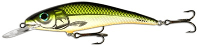 Goldy wobler Challenger GS 13cm plávajúci (1,5 - 3m)